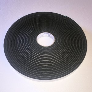 Polyethylene Foam Tape 7493 9mm x 6mm thick x 15m - PJ Evans & Co