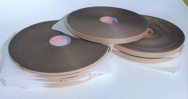 Foam tape, Double sided
