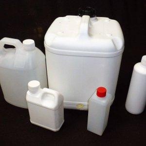 Bottles, Plastic