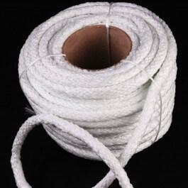 Fibreglass rope